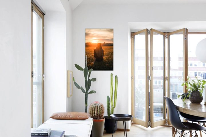 Decorating with Glass Photo Printing